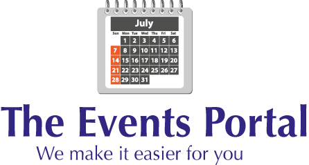 The Events Portal - We make it easier for you